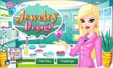 دانلود بازی آنلاین دخترانه بسیار قشنگ طراحی جواهرات