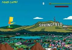 دانلود بازی آنلاین ماموریت سیمپسون ها simpsons springfield