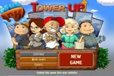 دانلود بازی آنلاین مدیریت برج بلند tower up
