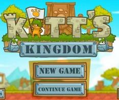 دانلود بازی دفاع از قلعه و پادشاهی kitts kingdom