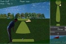 دانلود بازی گلف آنلاین Flash Golf