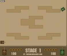 دانلود بازی تانک میکرو آنلاین Micro Tanks