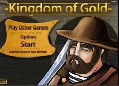 دانلود بازی آنلاین امپراتوری طلا kingdom of gold