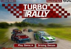 دانلود بازی آنلاین ماشین توربو رالی turbo trally
