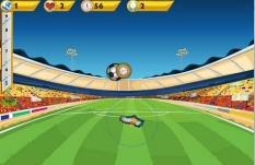 بازی آنلاین روپایی با توپ