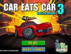 دانلود بازی ماشینی جدید Car Eats Car 3