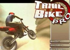 بازی مهارتی موتور -Trial Bike Pro