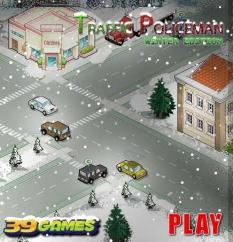 بازی مدیریت ترافیک شهری