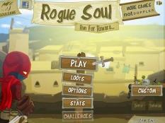 بازی روح سرکش Rogue Soul