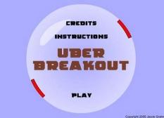 بازی دریافت در حباب-Uber Breakout