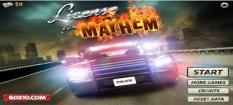بازی انلاین ماشین پلیس -license for mayhem
