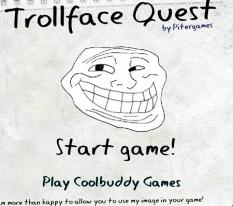 بازی ترول فکری جدید Trollface Quest