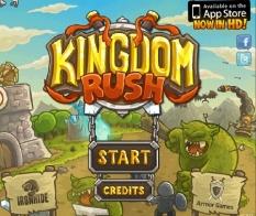 بازی دفاع از قلعه قلمرو پادشاهان -Kingdom Rush