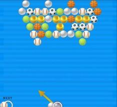 بازی توپهای طلایی - golden Ball Shooter