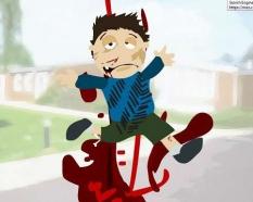 بازی رد شدن از خیابان -School Bus