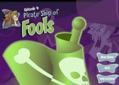بازی اسکوبی دو و کشتی ارواح دزدان دریایی