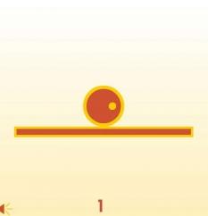 بازی تعادل توپ