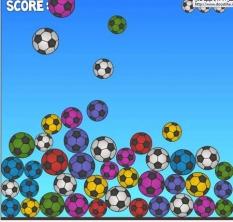بازی توپ های همرنگ