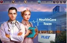 بازی تیم مراقبت های سلامتی