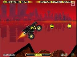دانلود بازی فلش آنلاین ماشین بتمن batman