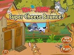 دانلود بازی فلش آنلاین تام و جری دزدیدن پنیر
