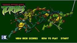دانلود بازی فلش آنلاین هدفگیری دارت نینجا ninja turtles