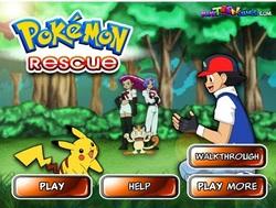 دانلود بازی فلش آنلاین پرشی پوکیمون pokemon