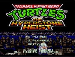 دانلود بازی لاکپشت های نینجا سگا ninja turtles-sega برای کامپیوتر