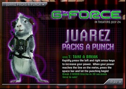 دانلود بازی فلش آنلاین قدرت جی فرس G-force