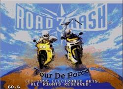 دانلود بازی سگا road rash برای کامپیوتر