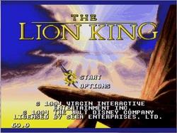 دانلود بازی شیرشاه سگا lion king