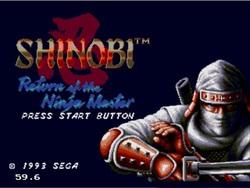 دانلود بازی شینوبی-نینجا سگا 2-1-3 Shinobi