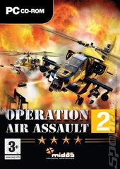 دانلود ترینر بازی Operation Air Assault 2