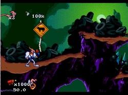 دانلود بازی earthworm Jim سگا برای کامپیوتر-شماره 1و2