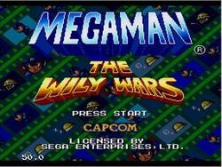 دانلود بازی مگامن سگا sega-megaman -برای کامپیوتر