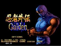 دانلود بازی خاطره انگیز نینجا سگا ninja gaiden-برای کامپیوتر