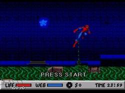 دانلود بازی اسپایدرمن-مردعنکبوتی سگا sega-spider-man-برای کامپیوتر+2