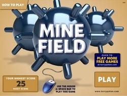 دانلود بازی مین خنثی کردن امتیازی به فرمت فلش-mine field