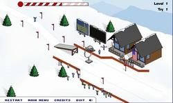 دانلود بازی فلش اینترنتی رایگان پرش با اسکی تیمی-سرگرم کننده امتیازی