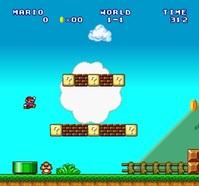 بازی ماریو به فرمت فلش جدید