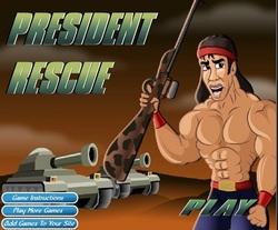 دانلود بازی فلش اینترنتی رایگان اکشن نجات رئیس جمهور-مرحله ای