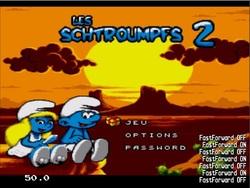 دانلود بازی اسمورفها سگا Smurfs 1-2 sega قدیمی برای کامپوتر