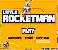 دانلود،بازی کم حجم پسرانه آنلاین راکت من RocketMan