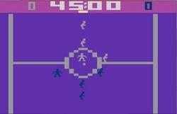 دانلود بهترین بازی آتاری-فوتبال آتاری football برای کامپوتر و حجم کم