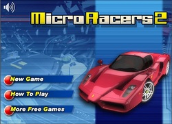 دانلود بازی فلش اینترنتی رایگان مسابقه رالی ماشین های کوچولو