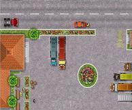 دانلود بازی فلش آنلاین پارک ماشين کاميون 18 چرخ -مرحله اي