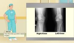 دانلود بازی فلش اینترنتی رایگان دکتری جدید- جراحی پا و زانو
