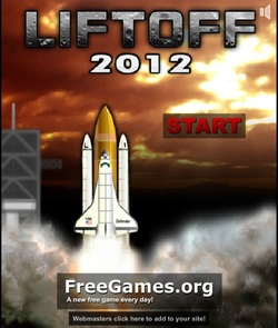 دانلود بازی فلش آنلاین رایگان پرواز به ماه
