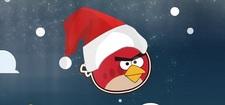 بازی آنلاین فصل زمستان پرندگان خشمگین به همراه دانلود جدید