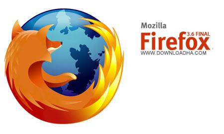 نسخه جدید مرورگر فایرفاکس Mozilla Firefox 3.6 Final